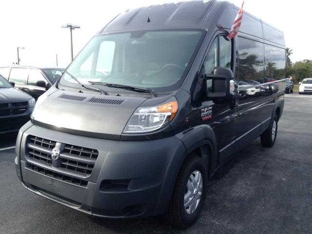 2017 ProMaster 2500 High Roof, Cargo Van #HE519932 - photo 8
