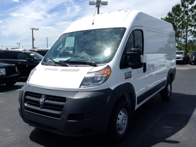 2017 ProMaster 1500 High Roof, Cargo Van #HE530260 - photo 11