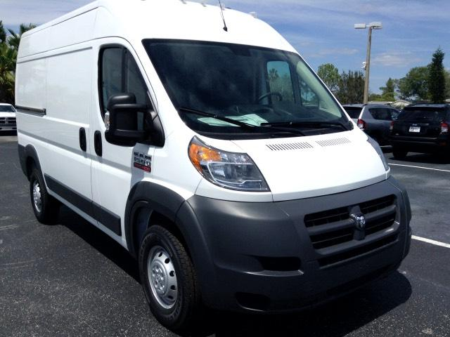 2017 ProMaster 1500 High Roof, Cargo Van #HE530260 - photo 3