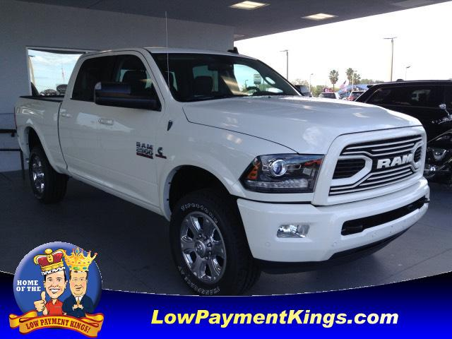 2018 Ram 2500 Crew Cab 4x4 Pickup #JG119779 - photo 1
