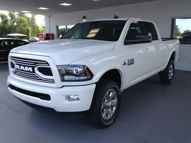 2018 Ram 2500 Crew Cab 4x4 Pickup #JG119779 - photo 8