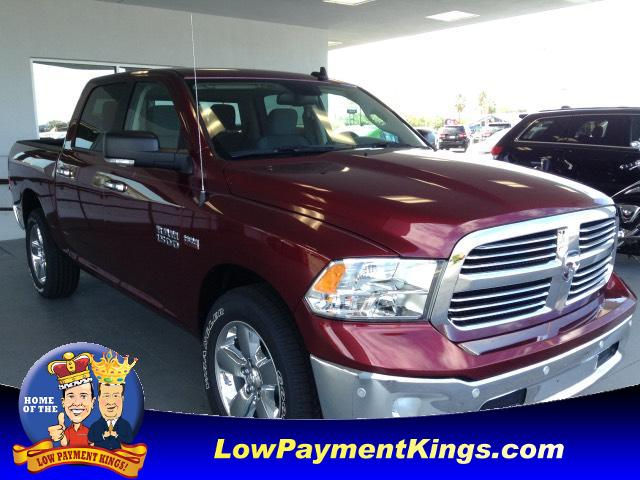 2018 Ram 1500 Crew Cab 4x4 Pickup #JG123366 - photo 1