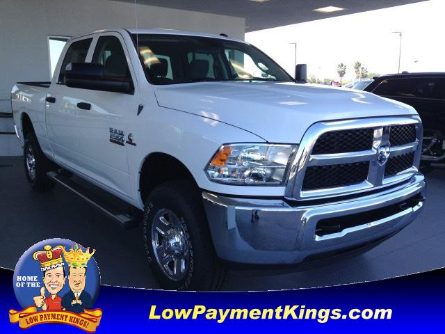 2018 Ram 2500 Crew Cab 4x4 Pickup #JG162425 - photo 1