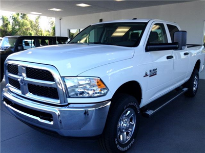 2018 Ram 2500 Crew Cab 4x4 Pickup #JG162425 - photo 7
