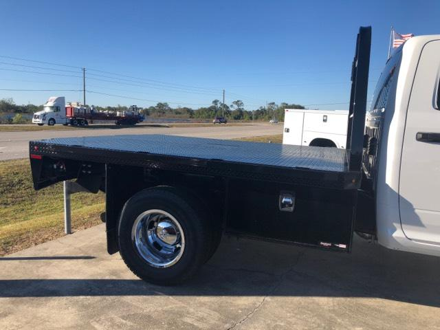 2018 Ram 3500 Crew Cab DRW 4x4, Platform Body #JG164579 - photo 5