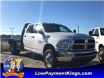 2018 Ram 3500 Crew Cab DRW 4x4, Platform Body #JG164579 - photo 1
