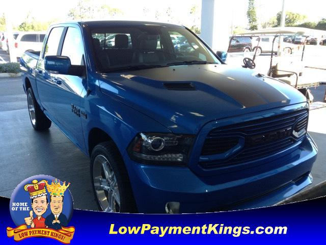 2018 Ram 1500 Crew Cab, Pickup #JS181049 - photo 1