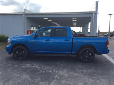 2018 Ram 1500 Crew Cab, Pickup #JS195275 - photo 6