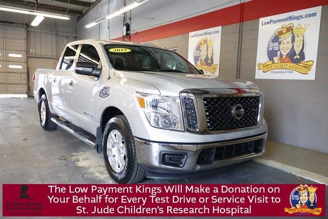 2017 Nissan Titan Crew Cab 4x2, Pickup #L709958A - photo 1