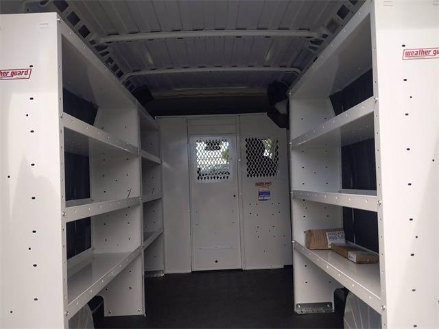 2021 Ram ProMaster 1500 High Roof FWD, Weather Guard Upfitted Cargo Van #ME542313 - photo 1