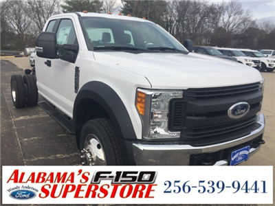 2017 F-450 Super Cab DRW, Cab Chassis #7T600 - photo 3