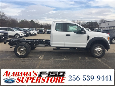 2017 F-450 Super Cab DRW, Cab Chassis #7T600 - photo 4