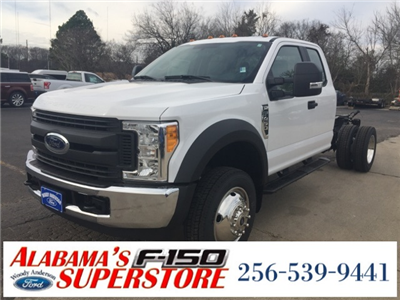 2017 F-450 Super Cab DRW, Cab Chassis #7T600 - photo 1