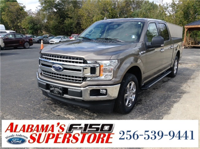 2018 F-150 Crew Cab, Pickup #8T112 - photo 1