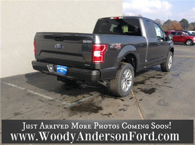 2018 F-150 Super Cab 4x4, Pickup #8T206 - photo 5