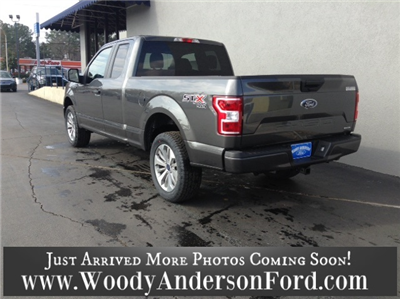 2018 F-150 Super Cab 4x4, Pickup #8T206 - photo 2