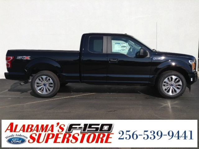 2018 F-150 Super Cab, Pickup #8T34 - photo 4