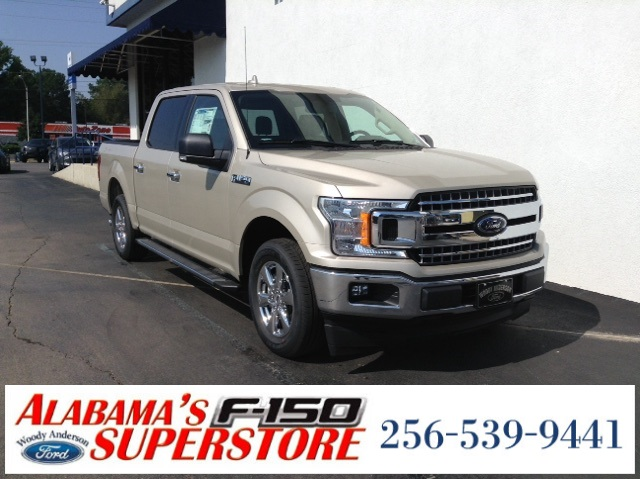 2018 F-150 Crew Cab, Pickup #8T37 - photo 3