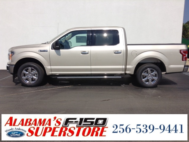 2018 F-150 Crew Cab, Pickup #8T37 - photo 6