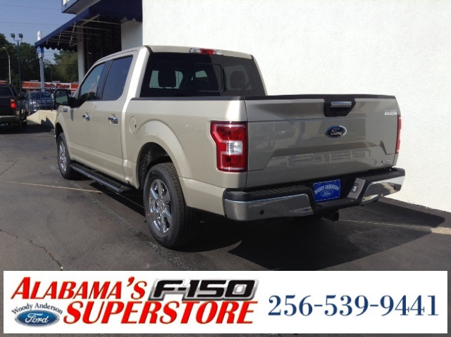 2018 F-150 Crew Cab, Pickup #8T37 - photo 2
