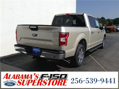 2018 F-150 Crew Cab, Pickup #8T37 - photo 5
