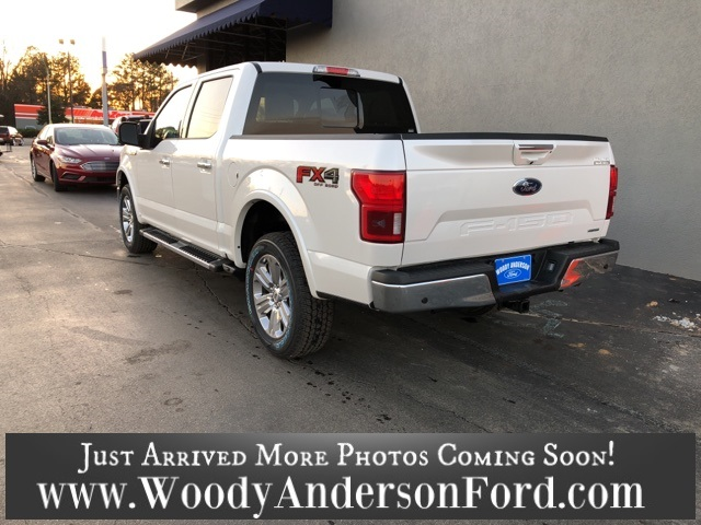 2018 F-150 Crew Cab 4x4, Pickup #8T385 - photo 2