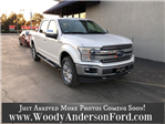2018 F-150 Crew Cab 4x4, Pickup #8T385 - photo 3