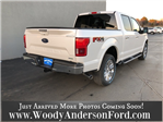 2018 F-150 Crew Cab 4x4, Pickup #8T385 - photo 5