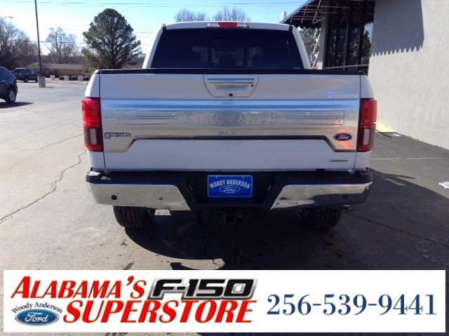 2018 F-150 Crew Cab 4x4, Pickup #8T446 - photo 8