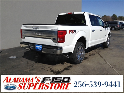 2018 F-150 Crew Cab 4x4, Pickup #8T446 - photo 5