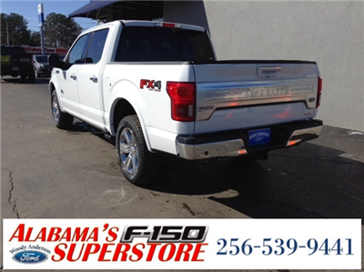 2018 F-150 Crew Cab 4x4, Pickup #8T446 - photo 2
