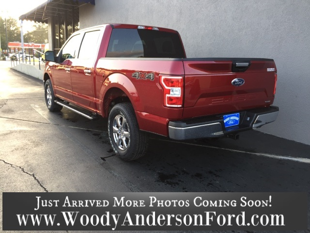 2018 F-150 Crew Cab 4x4, Pickup #8T48 - photo 2
