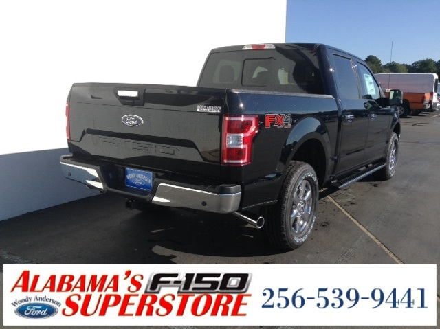 2018 F-150 Crew Cab 4x4, Pickup #8T68 - photo 5