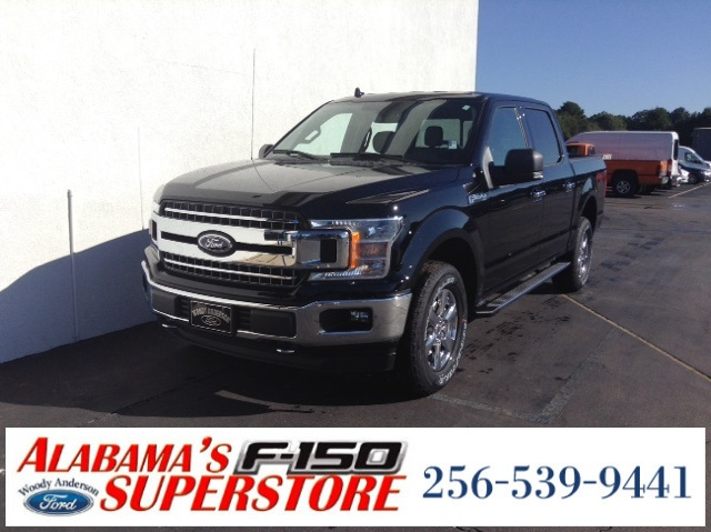 2018 F-150 Crew Cab 4x4, Pickup #8T68 - photo 1