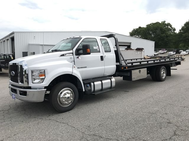 2017 F-650 Super Cab DRW,  Rollback Body #HDB12069 - photo 5