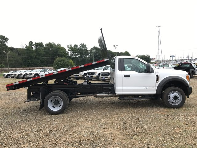 2017 F-450 Regular Cab DRW, Smyrna Truck Platform Body #HEC86812 - photo 22