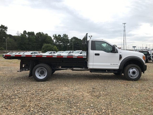 2017 F-450 Regular Cab DRW, Smyrna Truck Platform Body #HEC86812 - photo 3