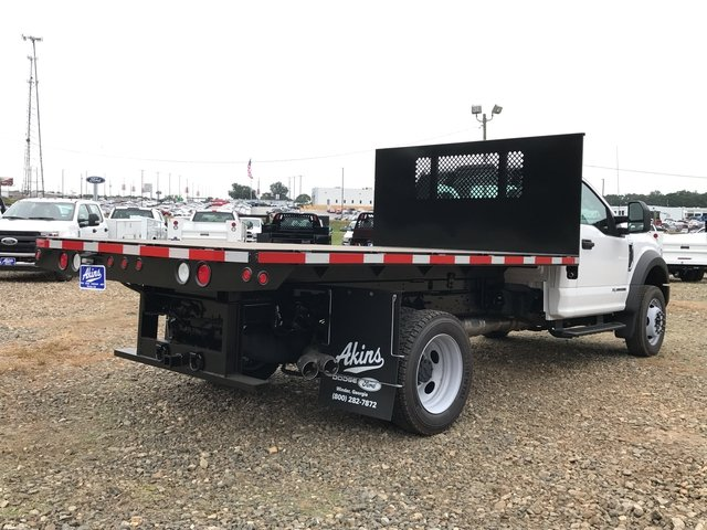 2017 F-450 Regular Cab DRW, Smyrna Truck Platform Body #HEC86812 - photo 2