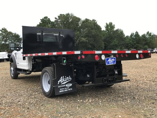 2017 F-450 Regular Cab DRW, Smyrna Truck Platform Body #HEC86812 - photo 5