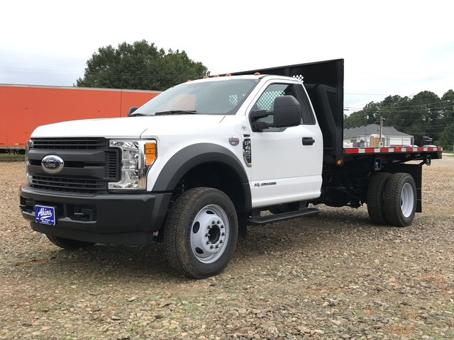 2017 F-450 Regular Cab DRW, Smyrna Truck Platform Body #HEC86812 - photo 6