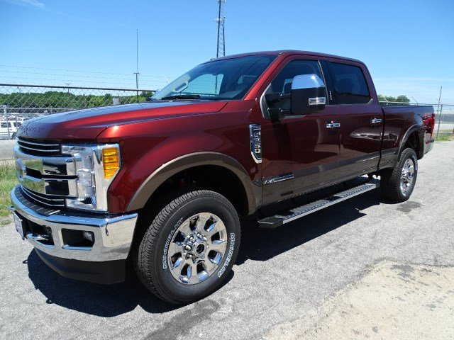 2017 F-250 Crew Cab 4x4 Pickup #HED64023 - photo 1