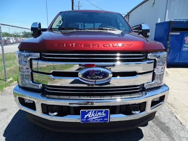 2017 F-250 Crew Cab 4x4 Pickup #HED64023 - photo 3