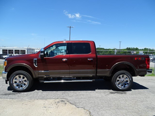 2017 F-250 Crew Cab 4x4 Pickup #HED64023 - photo 4