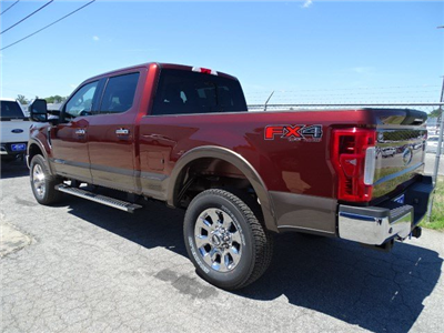 2017 F-250 Crew Cab 4x4 Pickup #HED64023 - photo 2