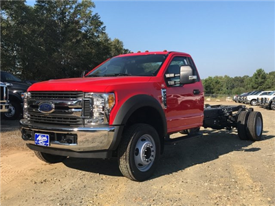2017 F-550 Regular Cab DRW Cab Chassis #HEE36642 - photo 1