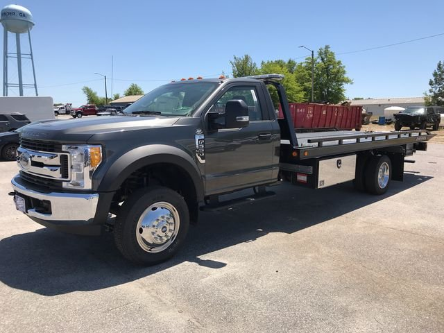 2017 F-550 Regular Cab DRW,  Rollback Body #HEE36652 - photo 6