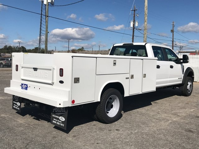 2017 F-450 Crew Cab DRW, Reading Classic II Steel Service Body #HEE87339 - photo 2