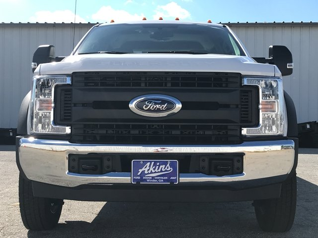 2017 F-450 Crew Cab DRW, Reading Classic II Steel Service Body #HEE87339 - photo 6