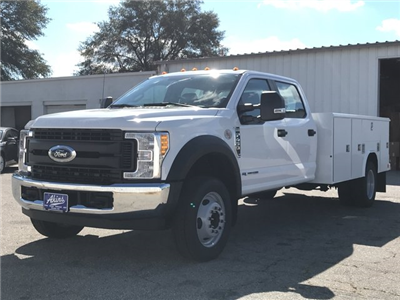 2017 F-450 Crew Cab DRW, Reading Classic II Steel Service Body #HEE87339 - photo 5