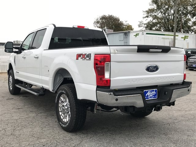 2017 F-250 Crew Cab 4x4 Pickup #HEF05694 - photo 5